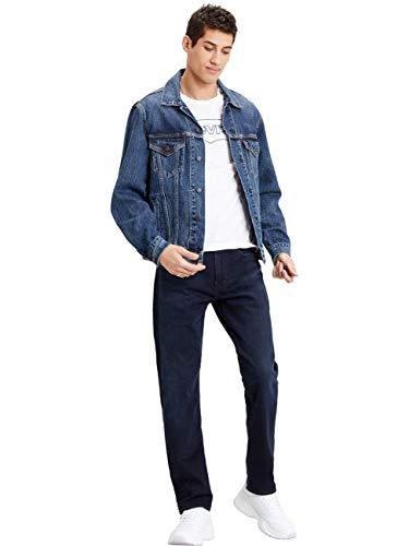 Levi's Herren 502 Taper Jeans, Blue Ridge ADV, 34