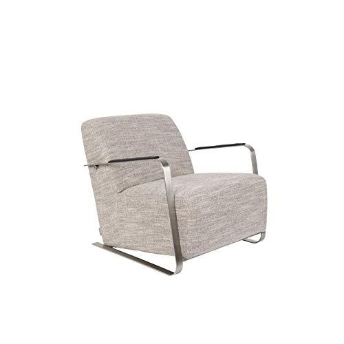 Zuiver Design Sessel ADWIN by Hellgrau