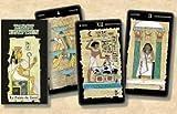 Le Tarot Egyptien - Juego de 78 tarjetas de visión con explicación de 78 hojas (libro en francés)