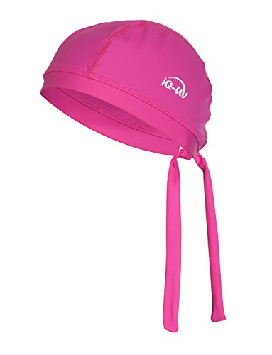 iQ-UV 300 Bandana, UV-Schutz Kopftuch, Pink, M (57cm)