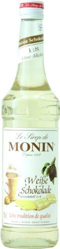 Monin Chocolat weiß (1 x 0.7 l)