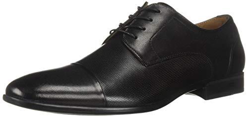 ALDO Men's Klervi Oxford Dress Shoes, Cognac, 8