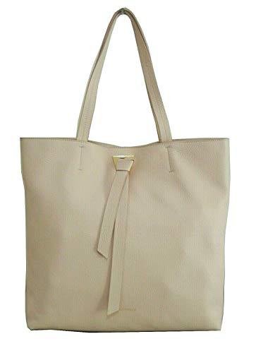 Coccinelle Borsa joy shopper soft E1FL5110101 N77 nude