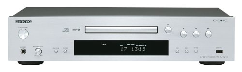 Onkyo C-7070 CD-Player (Standgerät) silber