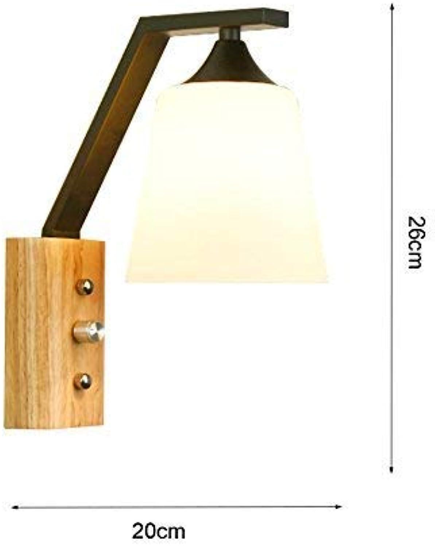MJY Mode-Wandleuchte, moderner minimalistischer Stil, Wandleuchte, verstellbare Wandleuchte, E27-Glühlampe, Hotel, Restaurant, Kaffee, Lampen-Leuchtenclub (Glühlampen nicht enthalten) Modus Persnlic