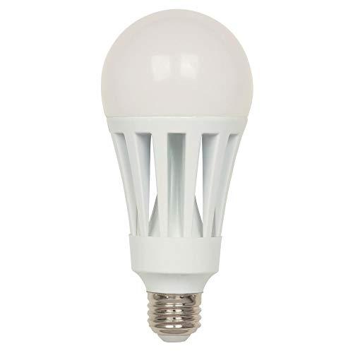 Westinghouse Lighting 1 Westinghouse 5160000 29-Watt (200-Watt Equivalent) Omni A23 Bright Energy Star Medium Base LED Light Bulb, Soft White