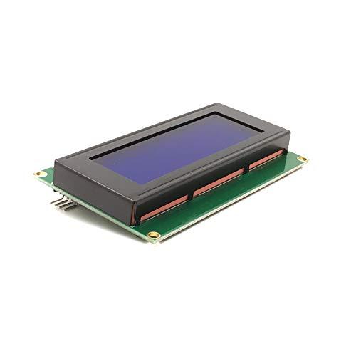 AptoFun IIC/I2C/TWI Serial LCD2004 20x4 LCD Display Module Shield for Arduino Uno Mega R3
