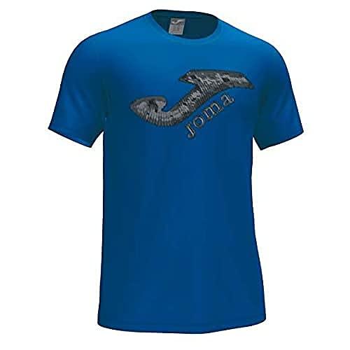 Joma Marsella II Camisetas, Hombre, Royal, S