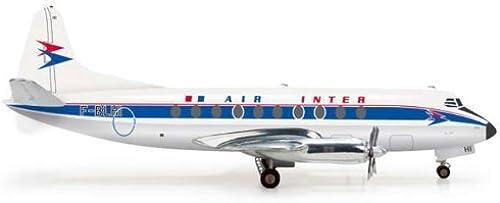 Descuento del 70% barato Herpa Air Inter Viscount 700 1 200 () by Daron Daron Daron  grandes ofertas