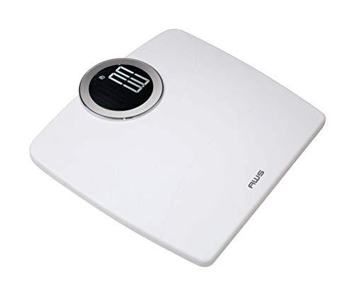 American Weigh Scales 396LUMA Digital Bathroom Scale, 180 x 0.09 kg