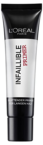 L'Oreal Paris Infaillible Primer Make-Up Base Foundation, 1er Pack (1 x 35 ml)