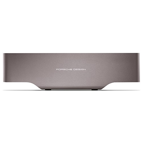 KEF PORSCHE DESIGN / GRAVITY ONE -  Bluetooth Lautsprecher, Titanium