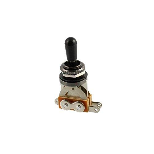 Allparts EP-0066-003 - Interruptor de palanca, color negro