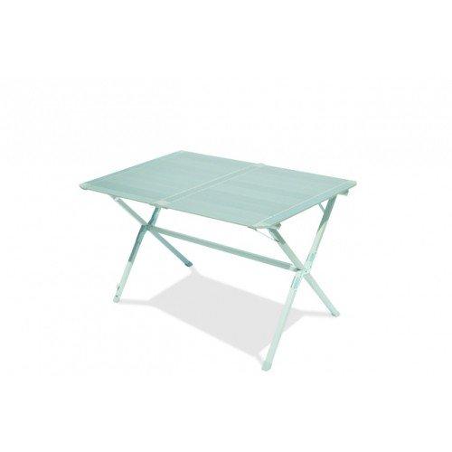 Table pour Camping Modus 120. Dimensions : 120 x 80 x 71 cm