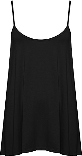WearAll Plus Size Womens Plain S...