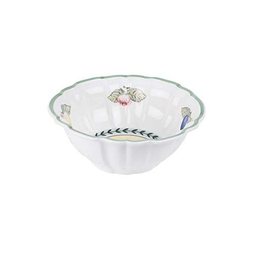 Villeroy & Boch French Garden Fleurence - Cuenco (porcelana), color blanco y multicolor