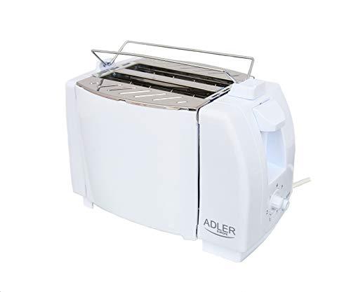 Toaster 750W ADLER AD 33