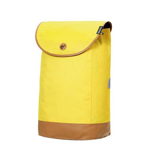 Andersen Shopper Tasche Emil 47 Liter gelb
