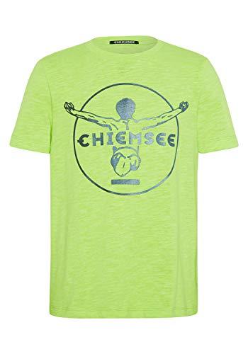 Chiemsee Jungen T-Shirt, Green Gecko, 158/164