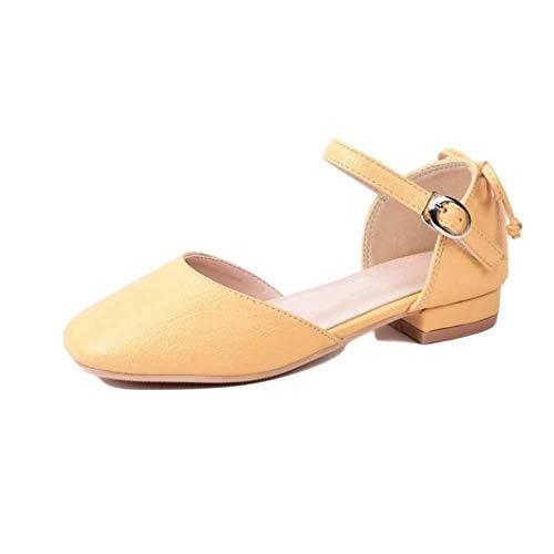 Sandalias para niñas Vestido de Fiesta de Boda Transpirable y Antideslizante para...