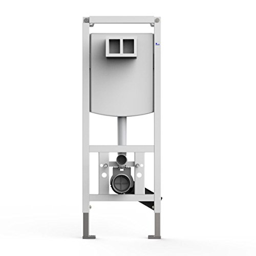 WC-Element VIS f.Trockenbau NEU m.UP- Spülk.barrierefrei BH:1185mm
