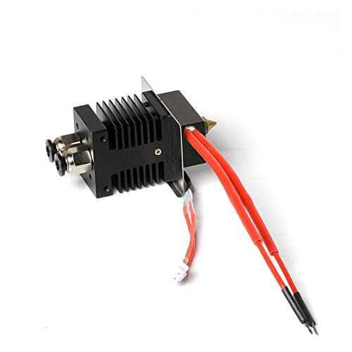 SHIZHI 2 In 1 Out Hotend Kit Fit For Geeetech A10M And A20M 3D Printer With 0.4mm Nozzle 1.75mm Filament Hot 3d Printer Parts