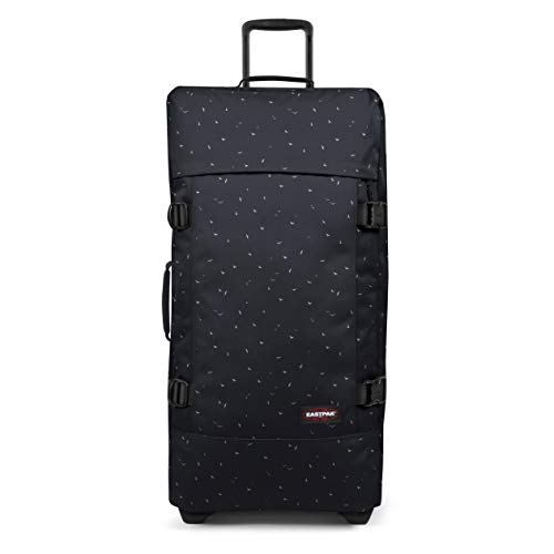 Eastpak Tranverz L Suitcase, 79 cm, 121 L, Black (Seaside Birds)