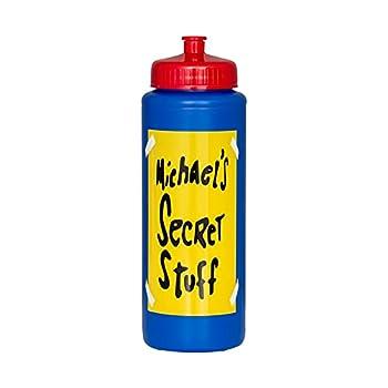 Michael s Secret Stuff Water Bottle
