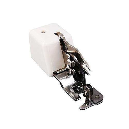 Pince coupante de côté à coudre et de coupe de fixation Surjeteuse de biche Pied presseur Machines à coudre accessoire de fixation pour tous les Tige basse Singer Janome Brother