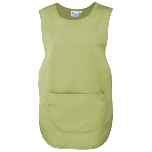Premier Damen Arbeitsschürze mit Tasche (Xlarge) (Limette)