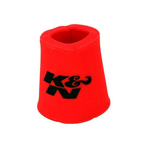 K&N 25-0880 KFZ und Motorrad Luftfilter-Umhüllung aus Schaumstoff