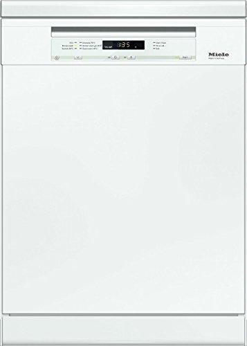 Miele - Lavastoviglie da Incasso con Frontalino a Vista Bianco G 6200 SCi BRWS da 60cm