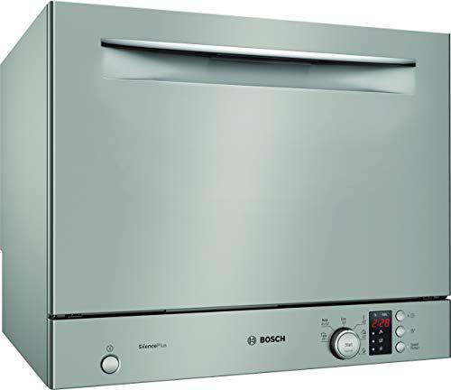 Bosch SKS62E38EU Kompakte Haushaltsgeräte, Energieeffizienzklasse A+, Silber