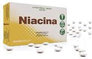 Soria Natural Retard Niacinamida Vitamina B3-48 Comprimidos