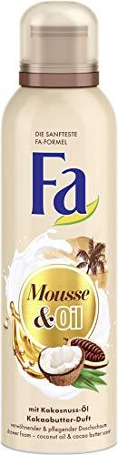 Fa - Mousse & Oil Duschschaum, Kakaobutter, 1 x 200 ml