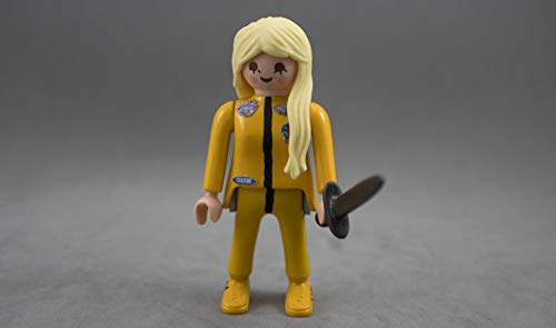 Click playmobil customizado kill bill