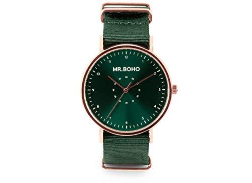 Reloj Mr.BOHO Mujer en Color Verde .000728640