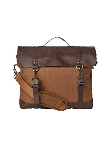 JACK & JONES Damen JACJONAS Briefcase Tasche, Rubber, ONE Size