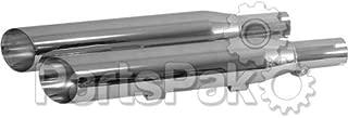 Emgo 80-75114 Pr Emgo Slip-on Mufflers Slas