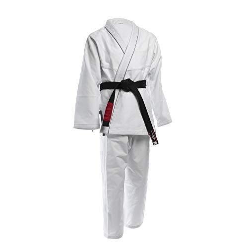 KO Sports Gear Foundation Gi - Hemp Blend - BJJ Kimono and Pants - for Jiu Jitsu (A6)