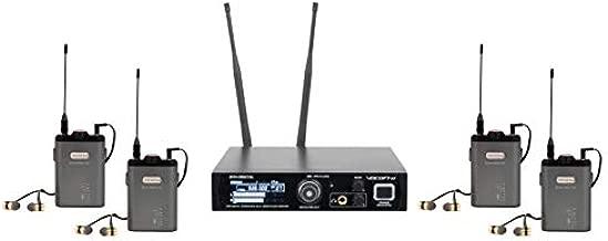 VocoPro In-Ear Audio Monitor System, IEM-DIGITAL-4 (IEM-DIGITAL-4)