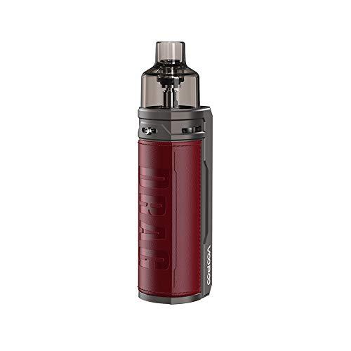 VOOPOO Drag S Box Kit 4.5ML 2500mAh 60W Kit Complet Cigarette Electronique Kit de démarrage-Senza nicotina e tabacco (Marsala)
