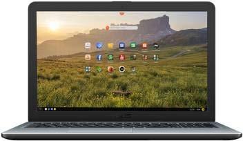ASUS VivoBook 15 X540UA-GQ704 Intel Core i3 7th Gen 15.6-inch HD Light Laptop (4GB RAM/1TB HDD/Endless OS/Integrated Graphics/1.90 Kg), Silver Gradient
