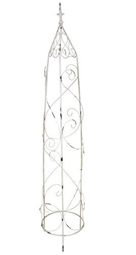 Decoline Metall Rankhilfe Obelisk 1 Stück - L