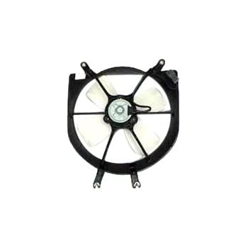 TYC 600980 Honda Civic Replacement Radiator Cooling Fan Assembly