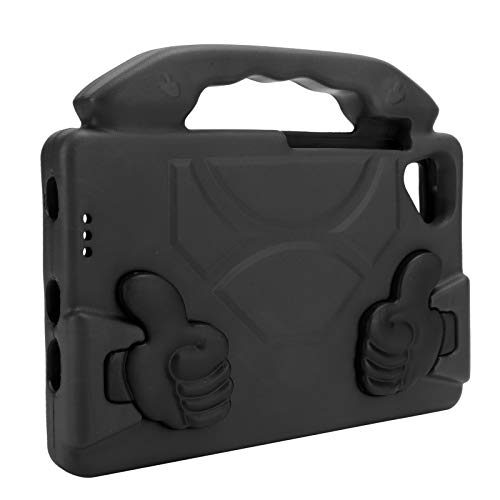 Voluxe 8.0in Tablet Cover, Shockproof Case 8in (T290/T295) Tablet Protective Cover, Tablet Cover for Galaxy Table(black)