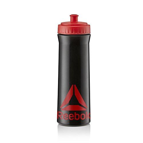 Reebok Trinkflasche, Schwarz, 500ml