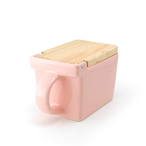 ZEROJAPAN Salt Box (Pink)