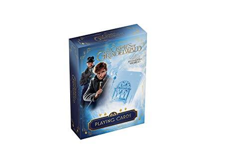 Fantastic Grindelwald Karty talia