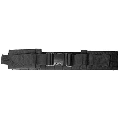 Mil-Tec Cinturón Modular Systema Negro...